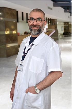 UZM. DR. HASAN TAHSİN ŞAHİN